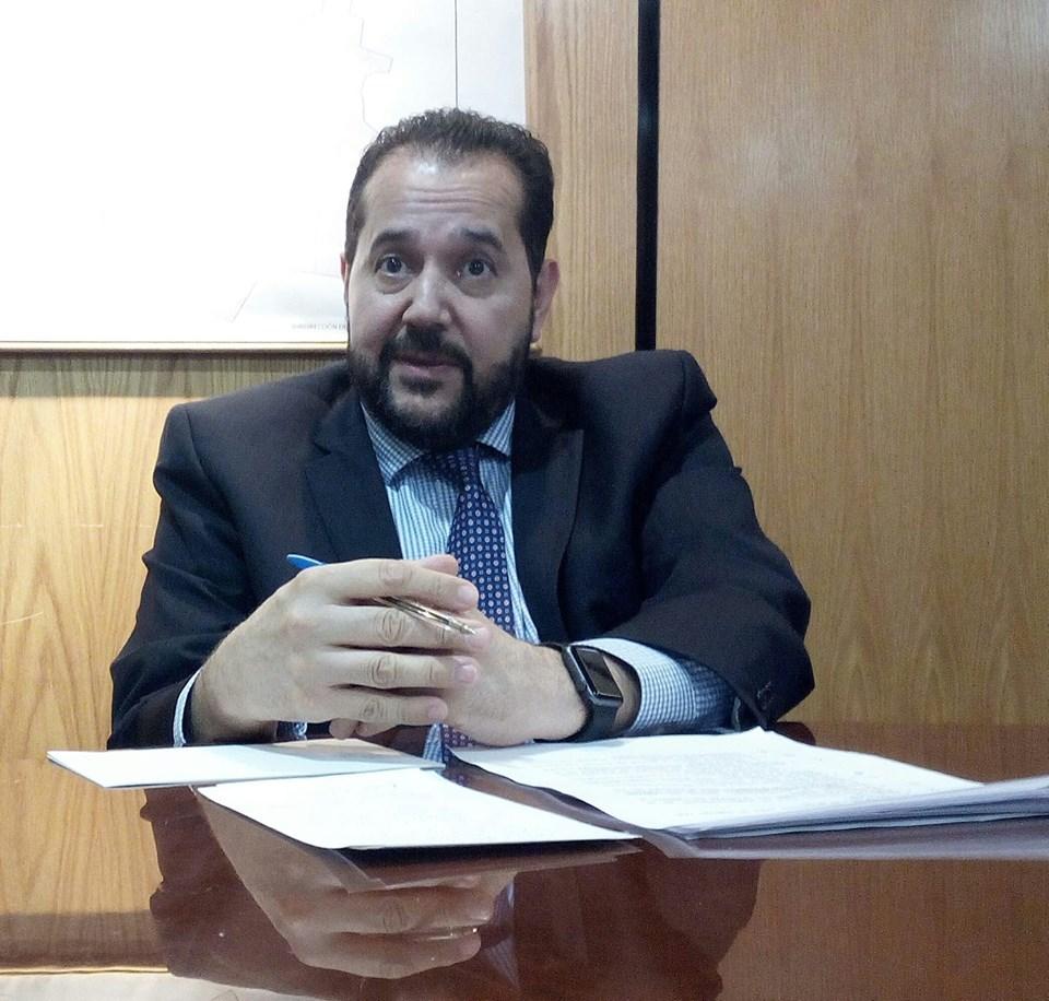 Consejero Bernardo Valle Monroy