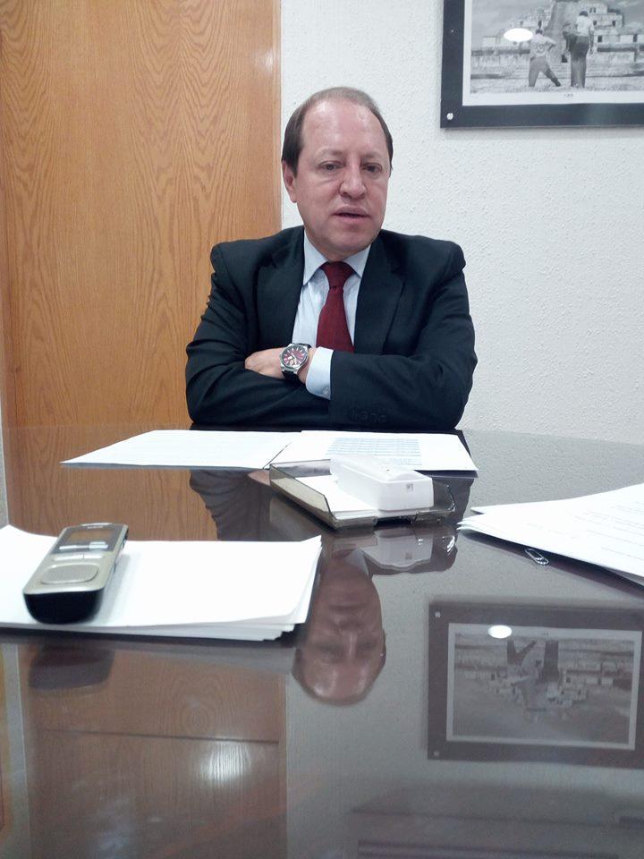 Mtro. Marco Antonio Baños Martínez